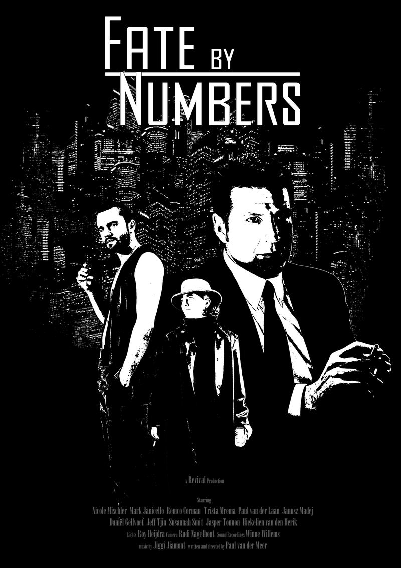 Fate by Numbers posterframe